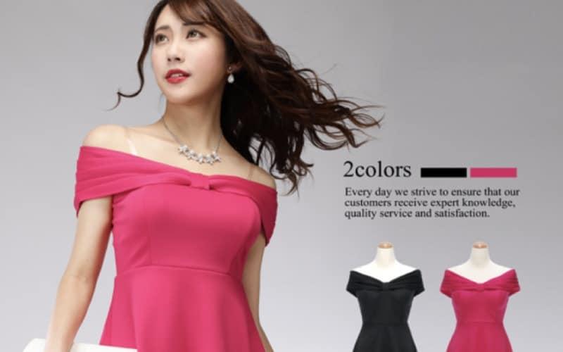 1e3e78af0b85a DressLine(ドレスライン)の気になるピンクドレス特集まとめ